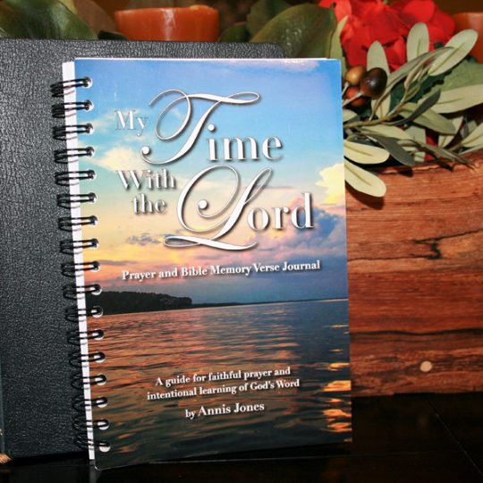 My Time With The Lord